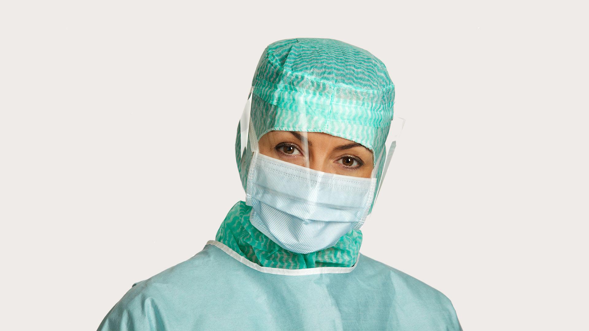 Mölnlycke Barrier Medical Masks Face